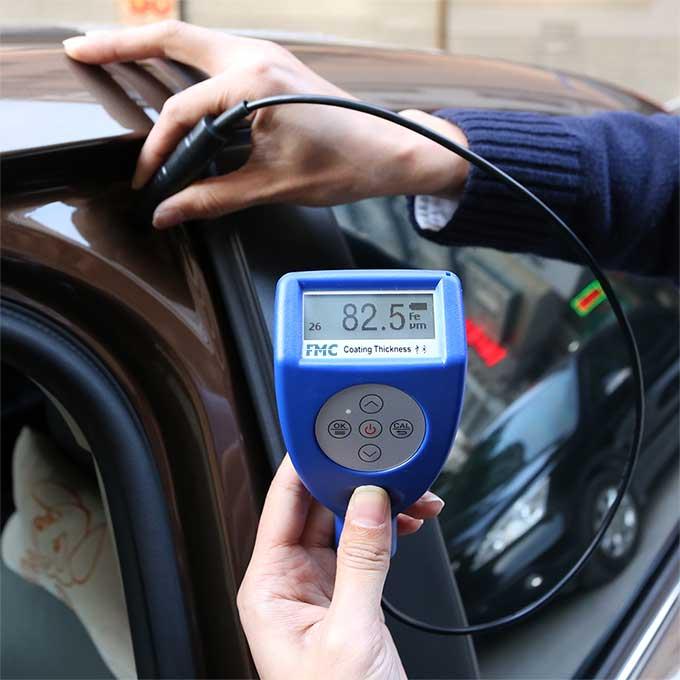 دستگاه تشخیص رنگ اتومبیل