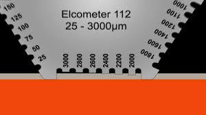روش اندازه گیری با الکومتر