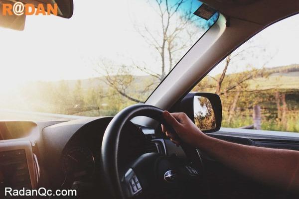 تست رانندگی خودرو