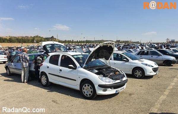 تخمین قیمت خودرو